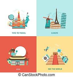 Travel Design Concept