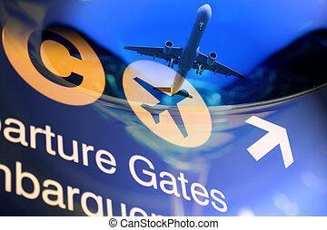 Travel Design - travel design background