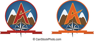Travel Emblem