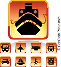 Travel Fire Set
