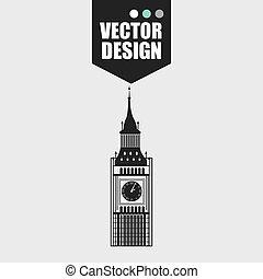 travel flat icon design