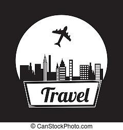 travel frame