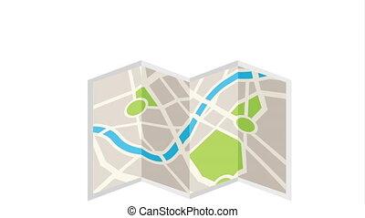 Travel Icon design, Video Animation HD1080
