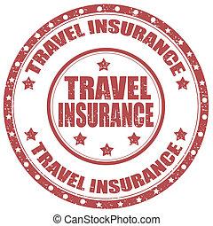 Travel Insurance-stamp
