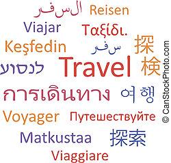 Travel, languages