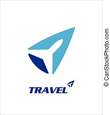 travel logo.