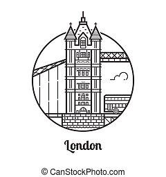 Travel London Icon