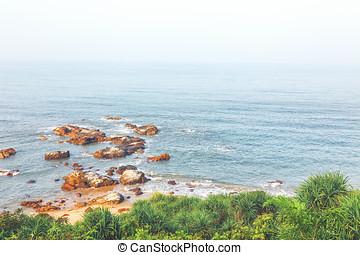 Travel photo of sea view