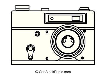 travel photographic camera