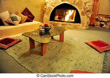 Travel Photos Israel - Negev Desert - Interior of a desert...