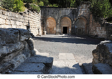 Travel Photos of Israel - Beit Shearim - Ancient jewish tomb...