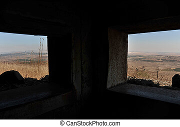 Travel Photos of Israel - Golan Heights