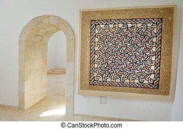 Travel Photos of Israel - Good Samaritan Byzantine Church -...