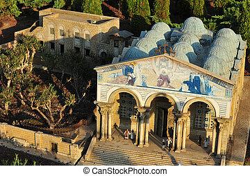 Travel Photos of Israel - Mini Israel - Miniature of...