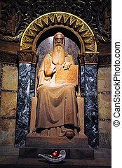 Travel Photos of Jerusalem  Israel - Hagia Maria Sion Abbey