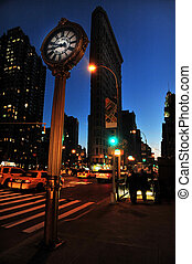 Travel Photos of New York - Manhattan - The Flatiron ...
