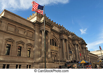 Travel Photos of New York - Manhattan - The Metropolitan...