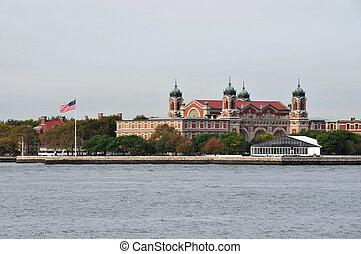 Travel Photos of New York - Manhattan - The Staten Island...