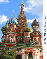 Travel to Moscow, Russia