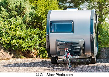 Travel Trailer Vacation
