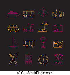Travel, transportation, tourism