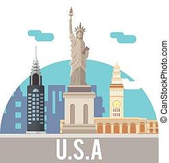 travel usa banner