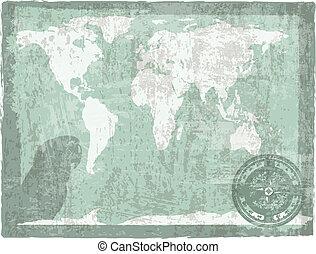 travel vintage background