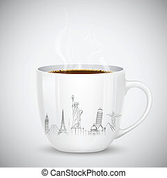 Travel with Coffee