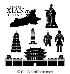 Terracotta warrior Vectors, Vector Clipart & EPS images ...
