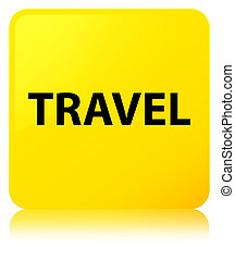 Travel yellow square button