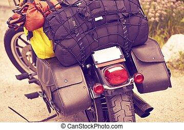 Traveling on Bike