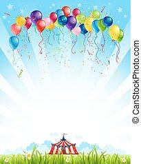 Traveling circus