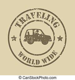 traveling seal