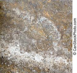 travertine, mármol, textura