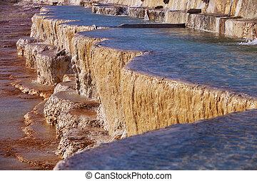 Travertine Pools at Pamukkale