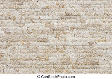 Travertine stone wall texture and background