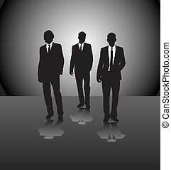 tre, affärsverksamhet herrar