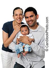 tre, famiglia
