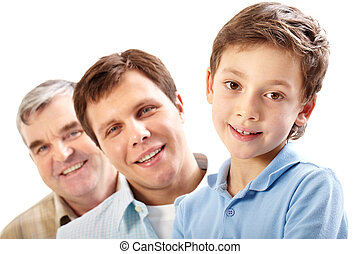 tre generazioni