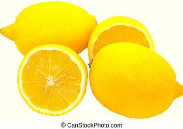 tre, limoni