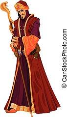 Treacherous Vizier