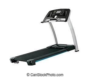 treadmill, isolado