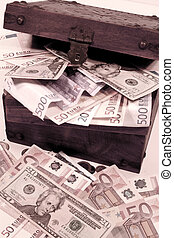 Treasure chest 1