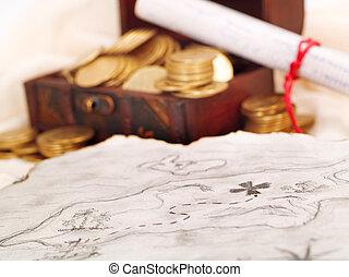 Treasure Waiting for You