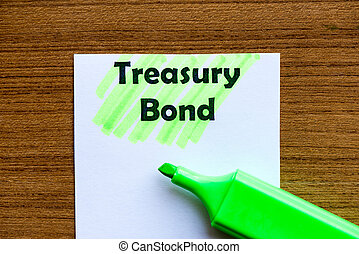 treasury bond