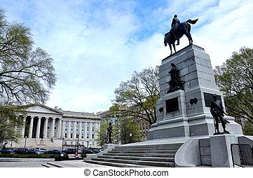 Treasury Building, USA