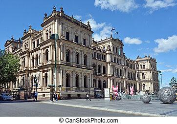 Treasury Casino and Hotel - Brisbane Australia - BRISBANE,...