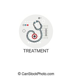 Treatment Hospital Doctors Clinic Medical Icon