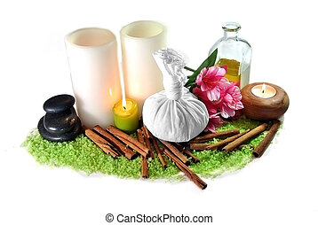 treatment spa massage