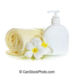 treatments., lotion, spa